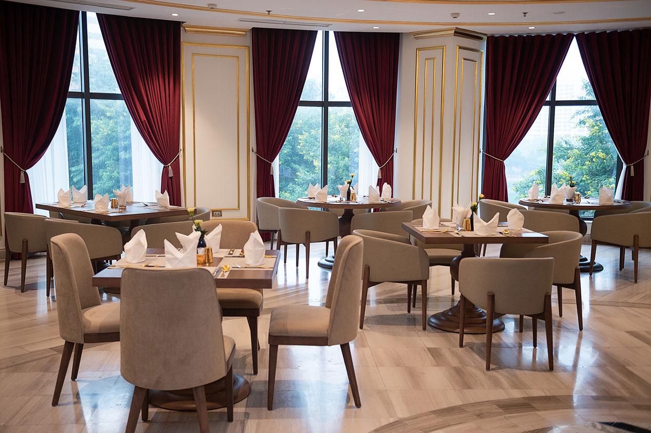 Nhà hàng Majesty All-Day Dining