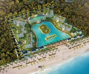 Hoa Binh Group and Wyndham Group signed  manage two super 6-star hotel