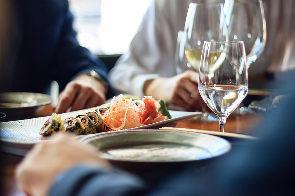 Nhà hàng Gorudo Sushi