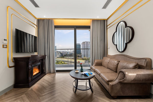 Phòng City View Executive Suite