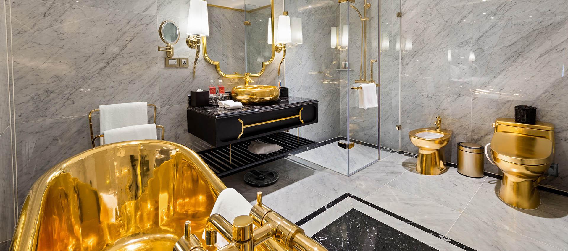 Phòng Golden Classic King