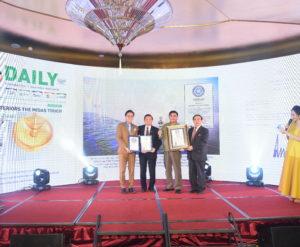 Khách sạn Dolce Hanoi Golden Lake vinh dự xác lập Kỷ lục Việt Nam và Kỷ lục Thế giới