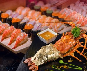 Weekend Buffet Dinner – From VND 700,000++/adult