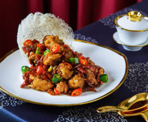 New Dish of April – HUNAN SPICY CHICKEN