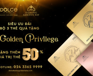 THE LAUNCHING OF THE GOLDEN PRIVILEGE CARD